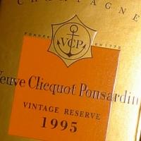 Veuve Clicquot Vintage Reserve 1995