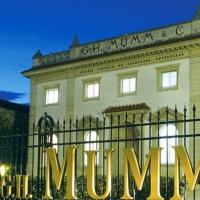 G.H. MUMM de paso por Madrid