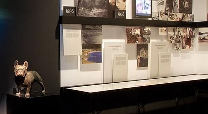 Exposición sobre elBulli y Ferran Adrià