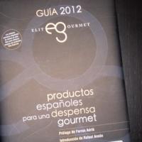 Guía Elite Gourmet 2012