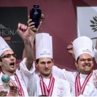 Francia recupera la corona de la pastelería