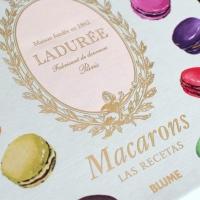 Ladurée: Macarons. Las Recetas