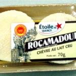 Queso Cabecou (Rocamadour)